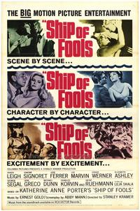 Ship of Fools - 11 x 17 Movie Poster - Style B