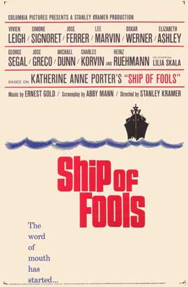 Ship of Fools - 11 x 17 Movie Poster - Style C