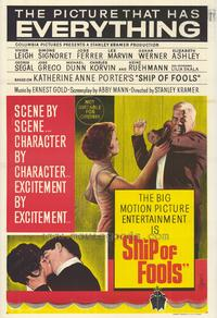 Ship of Fools - 27 x 40 Movie Poster - Style A