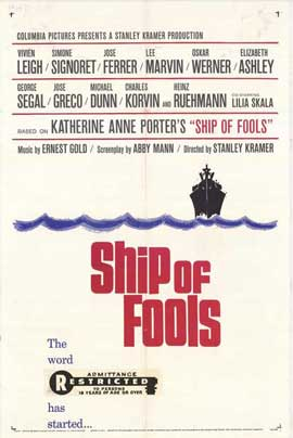 Ship of Fools - 27 x 40 Movie Poster - Style C