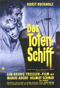 Ship of the Dead - 11 x 17 Movie Poster - German Style A