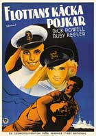 Shipmates Forever - 27 x 40 Movie Poster - Swedish Style A