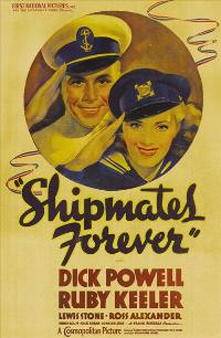Shipmates Forever - 11 x 17 Movie Poster - Style A