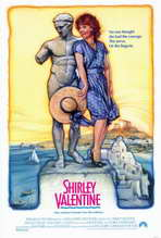 Shirley Valentine - 27 x 40 Movie Poster - Style A