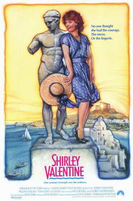 Shirley Valentine - 11 x 17 Movie Poster - Style A