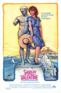 Shirley Valentine - 43 x 62 Movie Poster - Bus Shelter Style A