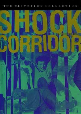 Shock Corridor - 11 x 17 Movie Poster - Style B