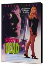 Shock 'Em Dead - 27 x 40 Movie Poster - Style A - Museum Wrapped Canvas