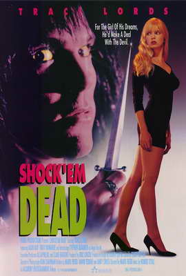 Shock 'Em Dead - 27 x 40 Movie Poster - Style A