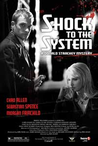 Shock to the System - 11 x 17 Movie Poster - Style A