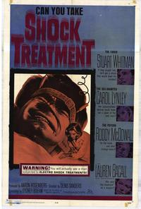 Shock Treatment - 11 x 17 Movie Poster - Style A