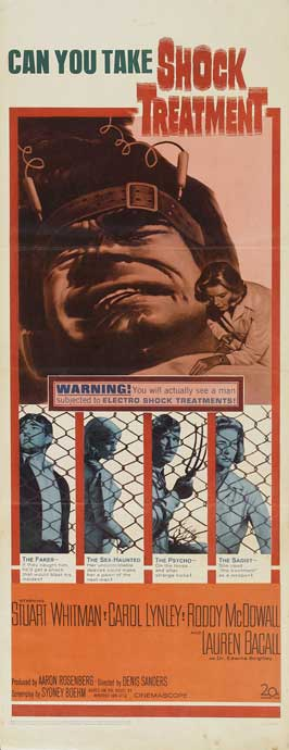 Shock Treatment - 14 x 36 Movie Poster - Insert Style A