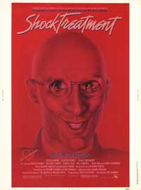 Shock Treatment - 30 x 40 Movie Poster - Style A