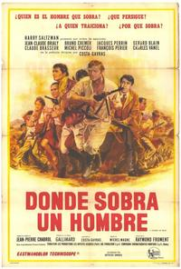 Shock Troops - 11 x 17 Movie Poster - Spanish Style A