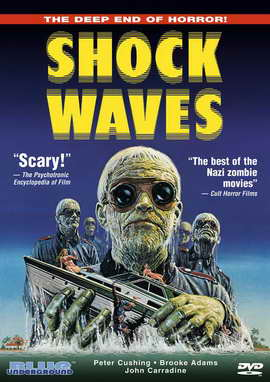 Shock Waves - 11 x 17 Movie Poster - Style B