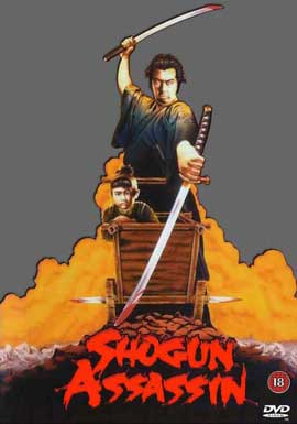 Shogun Assassin - 11 x 17 Movie Poster - Style B