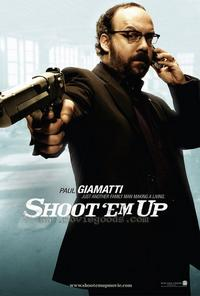 Shoot 'Em Up - 43 x 62 Movie Poster - Bus Shelter Style B