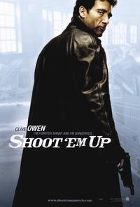 Shoot 'Em Up - 11 x 17 Movie Poster - Style C