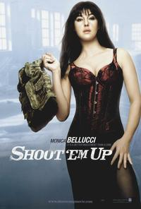 Shoot 'Em Up - 27 x 40 Movie Poster - Style D