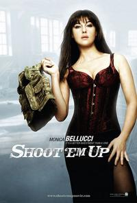 Shoot 'Em Up - 43 x 62 Movie Poster - Bus Shelter Style D