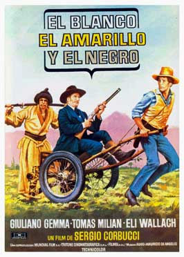 Shoot First... Ask Questions Later - 11 x 17 Movie Poster - Spanish Style A