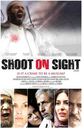 Shoot on Sight - 11 x 17 Movie Poster - UK Style A