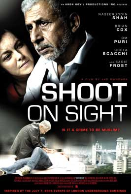 Shoot on Sight - 43 x 62 Movie Poster - Bus Shelter Style A