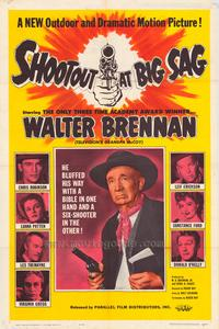 Shoot Out at Big Sag - 43 x 62 Movie Poster - Bus Shelter Style A