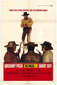 Shoot Out - 27 x 40 Movie Poster - Style A