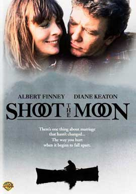 Shoot the Moon - 27 x 40 Movie Poster - Style A