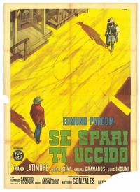 Shoot to Kill - 39 x 55 Movie Poster - Italian Style A
