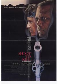 Shoot to Kill - 27 x 40 Movie Poster - Style A