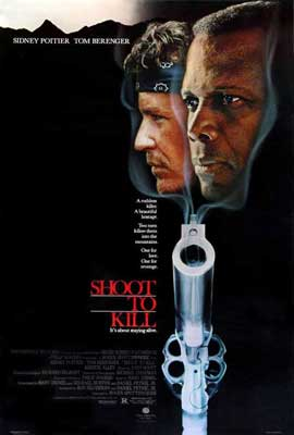 Shoot to Kill - 11 x 17 Movie Poster - Style A