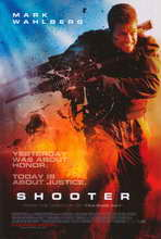 Shooter - 11 x 17 Movie Poster - Style F
