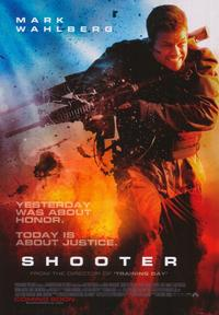Shooter - 43 x 62 Movie Poster - Bus Shelter Style B