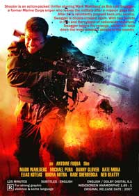 Shooter - 27 x 40 Movie Poster - Style E