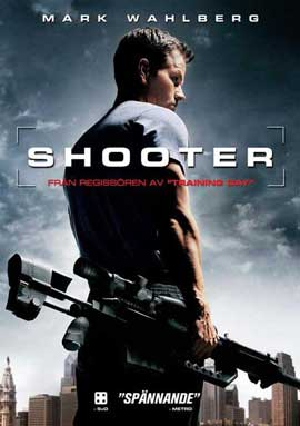 Shooter - 11 x 17 Movie Poster - Swedish Style A