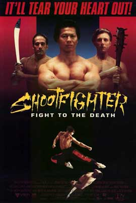 Shootfighter - 11 x 17 Movie Poster - Style A
