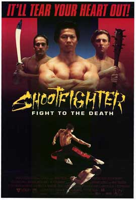 Shootfighter - 27 x 40 Movie Poster - Style A