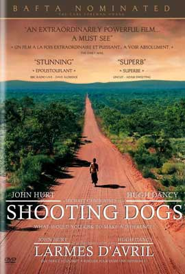 Shooting Dogs - 27 x 40 Movie Poster - Style A