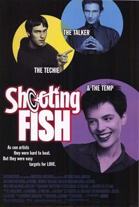 Shooting Fish - 27 x 40 Movie Poster - Style A
