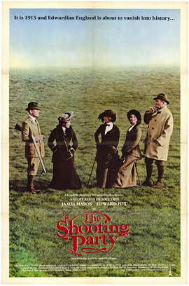 The Shooting Party - 27 x 40 Movie Poster - Style A