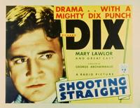Shooting Straight - 11 x 14 Movie Poster - Style A