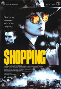 Shopping - 11 x 17 Movie Poster - Style B