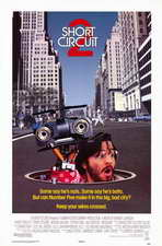 Short Circuit 2 - 27 x 40 Movie Poster - Style B
