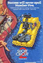 Short Circuit 2 - 27 x 40 Movie Poster - Style A
