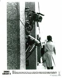 Short Circuit 2 - 8 x 10 B&W Photo #4