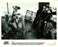 Short Circuit 2 - 8 x 10 B&W Photo #7