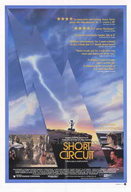 Short Circuit - 27 x 40 Movie Poster - Style A