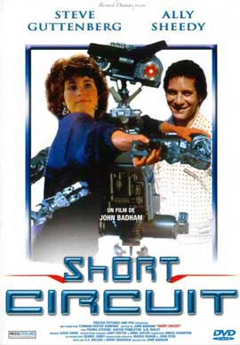Short Circuit - 11 x 17 Movie Poster - French Style A